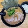 家系がワンコイン(税抜)!!せい家経堂店のチャーシュー麺と半ライス@経堂
