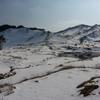 春の砥峰高原