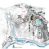 村間ヶ池(岐阜県白鳥)