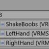 UnityでVRMモデルの胸を揺らす知見