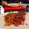 【滝のついでに】プエルトイグアスでの宿と、ステーキが食べられるお勧めレストラン【アルゼンチン】