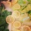 レモンオリーブオイル鍋(1人前の塩分・約1.8g)