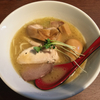 東京スタイル鶏らーめん ど・みそ鶏で特製鶏ゅ白湯醤油らーめん(宝町・日本橋)