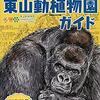 4月1日東山動植物園の桜と動物園の本あれこれ