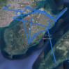 【セブ島ドローンツアー】島を移動したGPSログをPRO TREK Smartで取得 #アウトドアアンバサダー #プロトレックスマート