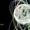 【3DCG】光の軌跡【C4D】