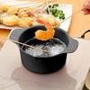 杉山金属 ミニミニ天ぷら KS-2861がIH対応小ぶり鍋で使いやすいと評判