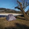 ソロキャン(いばらきキャンプ・なかよしキャンプグラウンド)~那珂川沿いの静かなキャンプ場~