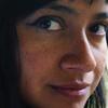 """Carolina Rivas&""""El color de los olivos""""/壁が投げかけるのは色濃き影"""
