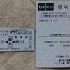 No.35 西武鉄道 普通乗車券(小竹向原→都営線連絡)