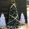 グラントウキョウノースタワーのクリスマスツリーです