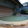 【竹田市】長湯温泉 中村屋~析出物にうっとり!時を感じる露天風呂
