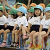 保育園や幼稚園の運動会用におすすめ!送料込みで1000円以下で買える白いポロシャツと黒いズボン