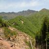 大峰・天ヶ瀬古道をたどって和佐又山に登る