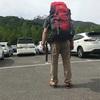 上高地春キャンプ ①