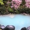 【満足度120%】別府明礬温泉『岡本屋旅館』に宿泊した感想*ミルキーブルーの露天風呂が贅沢な老舗旅館