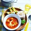 野菜ジュースで時短♪バターチキンカレー☆#こう見えて野菜48種類