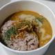 新潟駅で醗酵カレー食べました。