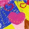 ピュアハートお絵かき「命の輝き」