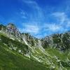 中央アルプス稜線散歩 2020年9月14日