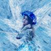 【Photoshop】氷の女王のつくりかたを紹介する
