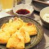 豆腐のWパンチ☆油揚げのこんがり包み焼き