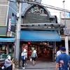 通仁市場と人気の焼き鳥。@효자동닭꼬치