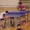 激戦!シングルス決勝8リーグ インターハイ三重県大会③