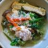 鶏生姜パクチー鍋