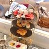 インターコンチネンタルホテル東京ベイニューヨークラウンジの苺アフタヌーンティーに行きました