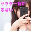 iPhone 7で、標準カメラとシャッター音が消せるカメラアプリ2つを撮り比べてみた。