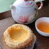 東京 早稲田 香港華記茶餐廳 China Wah Kee Restaurant(エッグタルト)