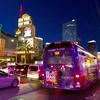 2018年2月 ラスベガス  市内交通  公営バス「DEUCE」 と「 SDX 」 rideRTCアプリで乗車、行動範囲が広がりました