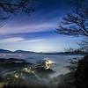吉野山の大雲海!!