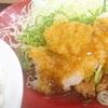 ピリ辛ゆず胡椒のおろしチキンカツ定食