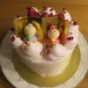 可愛いひなまつりケーキ~ル・コフレ・ドゥ・クーフゥ 白金店~