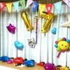 子どもの誕生日のお祝い、飾りつけはダイソーグッズで豪華賢覧に!