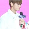 2018/06/16 ショー!音楽中心 Wanna One オン・ソンウ MC現場写真