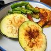 【1食74円】野菜のオリーブオイルぬちまーす焼きの自炊レシピ