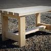 【DIY】短時間・低予算で尚且つ最小限の端材で作る2×4ベンチの制作例
