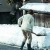 雪かきはダイエットに効果的! 冬太り対策!