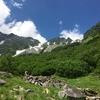 夏の奥穂高岳登山①~ザイテングラートから穂高岳山荘へ