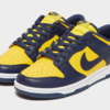 "【4月24日(土)発売】""NIKE DUNK LOW RETRO MICHIGAN (DD1391-700)"""