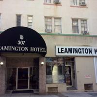 マイアミで泊まったホテル(LEAMINGTON HOTEL)