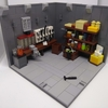 レゴ Garage 再現