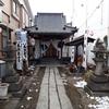浅草観世音。なぜ、盛岡に浅草が? 東京・浅草との関係は? JR山田線とも関係がある? この時期恒例の裸参り。