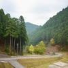 2017年紅葉の吉野紀行:(1)黒滝村赤滝を訪ねてみる。