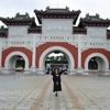 ★台湾台北親子旅行★3日目~忠烈祠・国立故宮博物館・中正紀念堂、そして帰国~