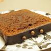 ローズベーカリーのグルテンフリー「チョコレートオレンジポレンタ」
