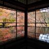 紅葉の京都を堪能 第二弾! 念願の瑠璃光院へ!